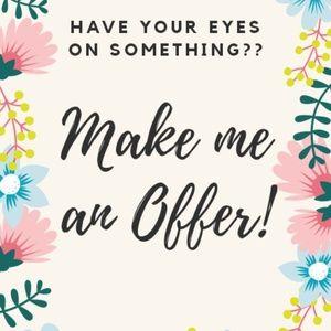 Other - *Make an offer*